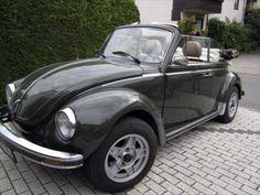 1977 VW Coccinelle 1303 LS Cabriolet >> A vendre en région parisienne, une coccinelle décapotable de couleur gris de 1977.  Date de la mise en circulation: 04/06/1977.  Kilométrage: 115.000 km  Prix demandé: €19.900 Euros ($25,000)