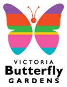 :: Victoria Butterfly Gardens :: Plan A Visit :: Exotic Plants, Tropical Plants, University Of British Columbia, Tropical Animals, Virtual Field Trips, Carnivorous Plants, Vancouver Island, Butterfly, Gardens