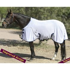 7ef385eb2c19 EOUS Action Fly Sheet and Horse Fly Sheets  Blue Navy size 69 Horse Care