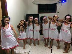 Camisola personalizadas para festa do pijama Feito por MA PIJAMAS +55 12 99632-5809 (Whatsap )
