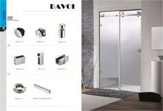 90 180 degree glass sliding door system solution supply[SLA011]