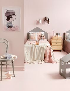 How to add a pastel palette to a child's bedroom