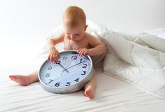 The Clock and Early Breastfeeding — Nancy Mohrbacher