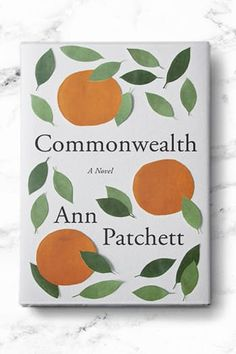 "ANN PATCHETT'S ""COMMONWEALTH""  Best-selling author Ann Patchett is back at it with her newest novel, Commonwealth, due out September 13. It tells a story that spans five decades of two families whose lives are completely altered after an unexpected romantic encounter. Grab a coffee, take a seat and prepare to get sucked in."
