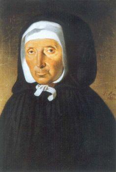 Santa María de la Cruz (Juana) Jugan 1792