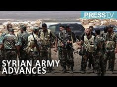 Syrian army retakes more areas from terrorists