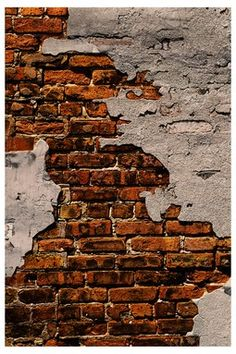 Brick-Paint Wall Art