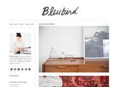 bleubird blog.