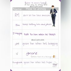 [ENG Trans] How to annoy Suga~ 2017 BTS FESTA Day 6! ❤ #BTS #방탄소년단