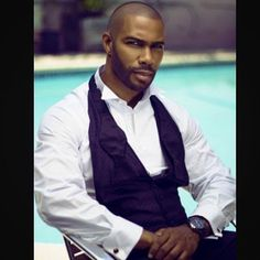 I personally got on the phone to talk Omari Hardwick into doing the POWER show. I feel like I let him down. The Show is the highest rated show on Starz, but its being over looked he works hard.A lot of people say it's the best show on TV apparently we don't know shit. I'm sorry Omari,I didn't know this would get you a first class seat in the NIGGA section.  - 50 Cent
