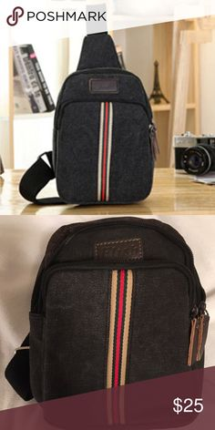Brand New Military men s   women s chest pack canvas bags multifunctional  small male messenger bags shoulder bags. e17e9ee166910