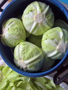 """""""Anya, ez isteni!..."""", avagy Gabojsza konyhája: Savanyú káposzta készítése - a természetes probiotikum"""