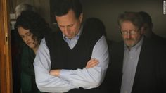 Rick Santorum wants US's laws to conform to biblical laws--an article from the left.