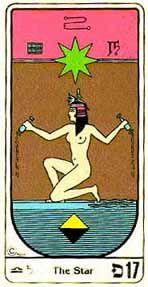 A ESTRELA   Resultado do Tarô Egipcio - O Portal do Autoconhecimento