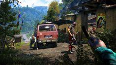 Screenshot: Far Cry 4