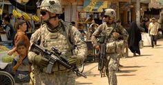 osCurve   Contactos : Pentágono: Muere un soldado de EEUU en Irak