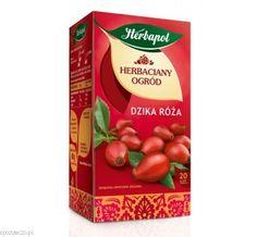 Herbata HERBAPOL malina + Dzika róża 20tb opak.6 | spozywczo.pl Pyszną herbatę z dzikiej róży możesz kupić na: http://www.spozywczo.pl/hurtownia-kawy-herbaty
