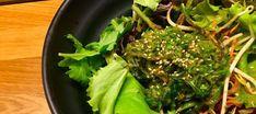 10 vinagretas saludables para tus ensaladas - Adelgazar en casa Whats For Lunch, Chimichurri, Easy Salad Recipes, Menu Restaurant, Empanadas, Seaweed Salad, Salad Dressing, Easy Meals, Food And Drink