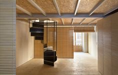 House In Barrio Del Carmen - Picture gallery #architecture #interiordesign #staircases