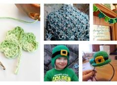 St. Patrick's Day Crochet Free Patterns