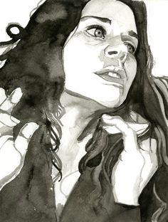 Fiona Apple by ~folderol on deviantART