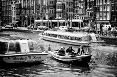Amsterdam by hannibie fotografie Amsterdam, Boat, Black And White, Film, Photography, Black White, Dinghy, Blanco Y Negro, Movies