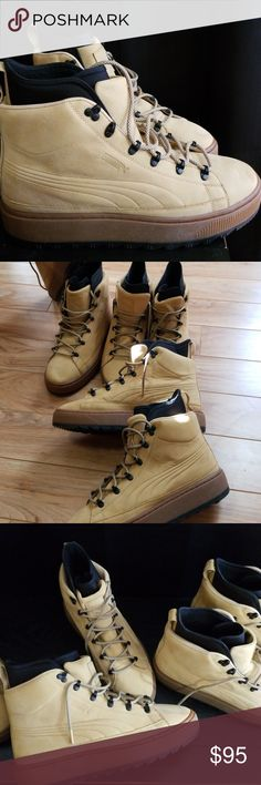 40a933eb9d413b Puma Boots New PUMA The Ren Boot Nubuck (364063 02) I have one of