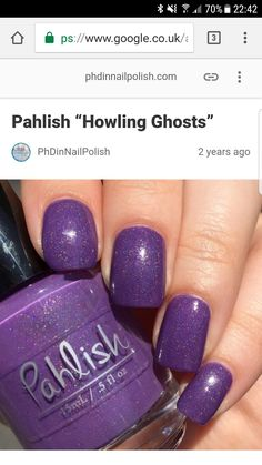 Pahlish Howling Ghosts