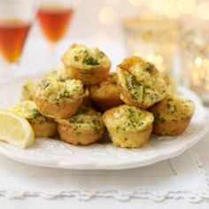 Mini smoked salmon and chive frittatas recipe - Woman And Home