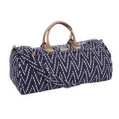 John Robshaw Textiles Travel Bag