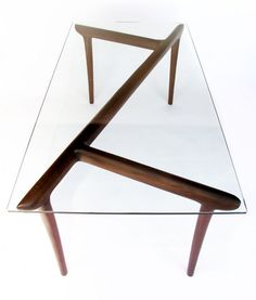 Stylish and Modern Table in Branch Shape – Ko Table - The Great Inspiration for Your Building Design - Home, Building, Furniture and Interior Design Ideas Unique Furniture, Home Decor Furniture, Dining Furniture, Furniture Ideas, Modern Furniture Design, Furniture Makeover, Furniture Buyers, Furniture Stores, Cheap Furniture