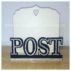 Hand decorated in any colours #love #me #instagood #tbt #cute #photooftheday #happy #tagforlikes #beautiful #selfie #smile #instadaily #igers #shine #girls #bling #personalised #mdf #customsigns #blinged #lasercut#box #name #diamond#princess #sparkle#homedecor #home #sparkle#letters #post by canvasblinguk