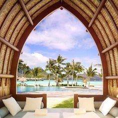 "1,472 Likes, 13 Comments - Luxury Resorts (@luxuryresorts) on Instagram: ""Four Seasons Bora Bora, French Polynesia ⠀ Photography by @danicaspi"""