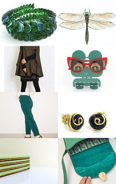 Going Green by Tracy McMahon on Etsy--Pinned with TreasuryPin.com