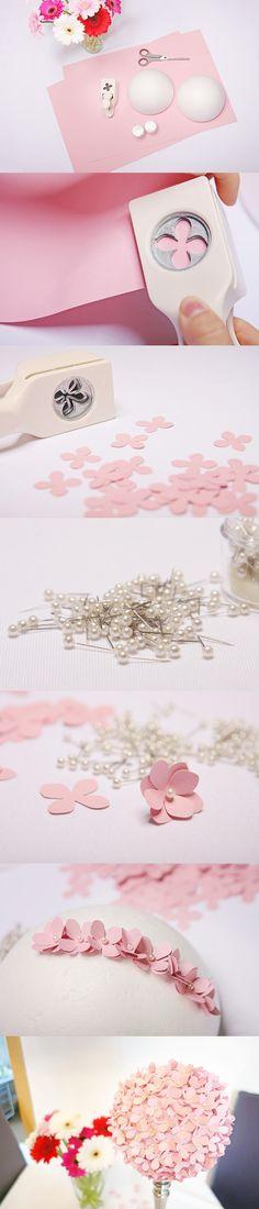 Ihr möchtet noch etwas hübsches für die #Dekoration eurer #Hochzeit selber… (Diy Geschenke Hochzeit)