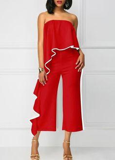 Dumanfs Women Sleeveless Loose Cotton Linen Long Playsuit Party Jumpsuit Bandage Wide Leg Jumpsuit