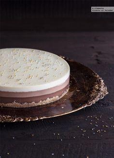Tarta de tres chocolates: esta es la mejor receta que vas a encontrar