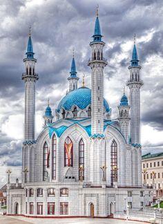Kul Sharif Mosque, Kazan,Tataristan,Russia