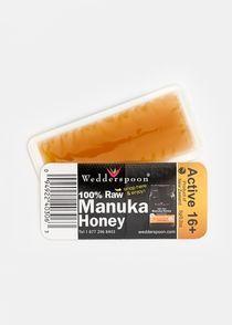 Raw Manuka Honey on the Go