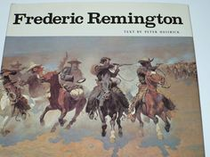 Vintage Book Art Frederic Remington by Peter H. by booksvintage, $22.00 Book has been sold.