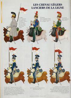 MINIATURAS MILITARES POR ALFONS CÀNOVAS: CHEAVUX-LANCIERS (1811-1814), por André JOUINEAU.