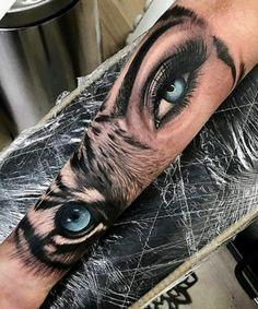 tattoos for women about their kids - Leopardendruck Frauen Basteln mit Kindern Herbst ? tattoo frauen tattoos for women about their kids - Leopardendruck Wolf Eye Tattoo, Tigeraugen Tattoo, Tiger Eyes Tattoo, Forarm Tattoos, Forearm Sleeve Tattoos, 3d Tattoos, Piercing Tattoo, Body Art Tattoos, Girl Tattoos