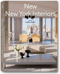 Four new interior design books: Modern Rustic, By Emily Henson; Axel Vervoordt: Living With Light; New New York Interiors By Angelik Taschen New York, Interior Design Books, American Interior, Cosy Corner, Coffee Table Books, Deco Design, Decorating Your Home, Interior Decorating, Interior Architecture