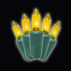 Holiday 50 Gold Strand Mini Bulbs Lights Christmas Tree Home Decor (Set of 2)  #GoldBulbs #Bulbs #Gold #MiniBulbs #BulbsLight #Light #Holiday #50GoldStrand #ChristmasTreeDecor #HomeDecor #TreeDecor #Decor #Christmas