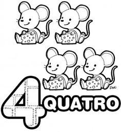 Número 4 (Quatro)