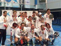 Real Club Polo Barcelona, Campeón de España por equipos de 1ª categoría.