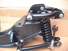 V8NOTE393, MGBGTV8 and MGB V8 Roadster upgraded fron suspension, V8 starting problems and cure, V8 Register, MG Car Club