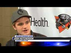 Josh Hutcherson Night