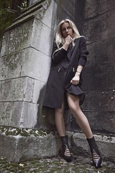 5 Inch and Up x River Island Sandro, Dior Star, River Island Shoes, 5 Inch And Up, Up Shoes, Fall Winter 2014, Shoe Collection, Over The Knee Boots, Fashion Outfits