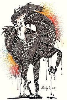 Incredible work of Maahy's Art